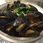 WH Stiles - Mussels