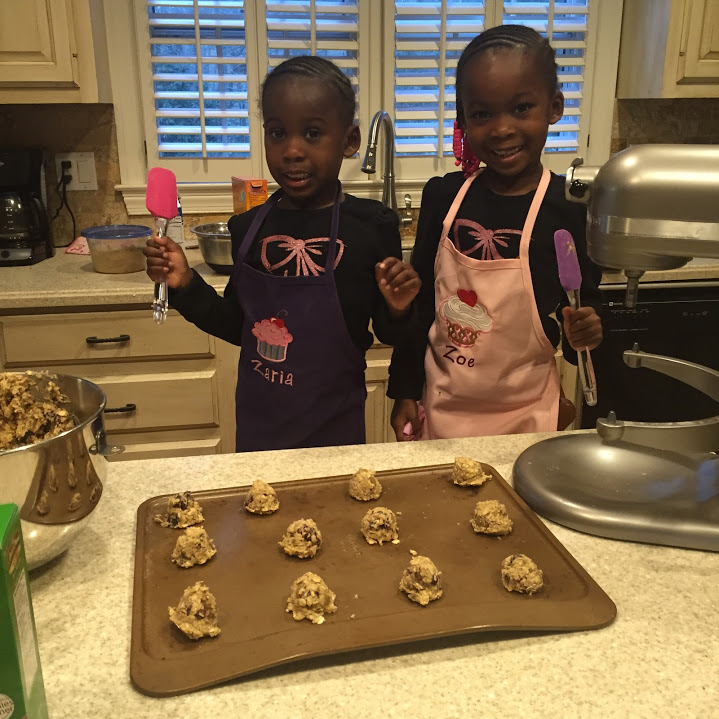 The Zs! Baking